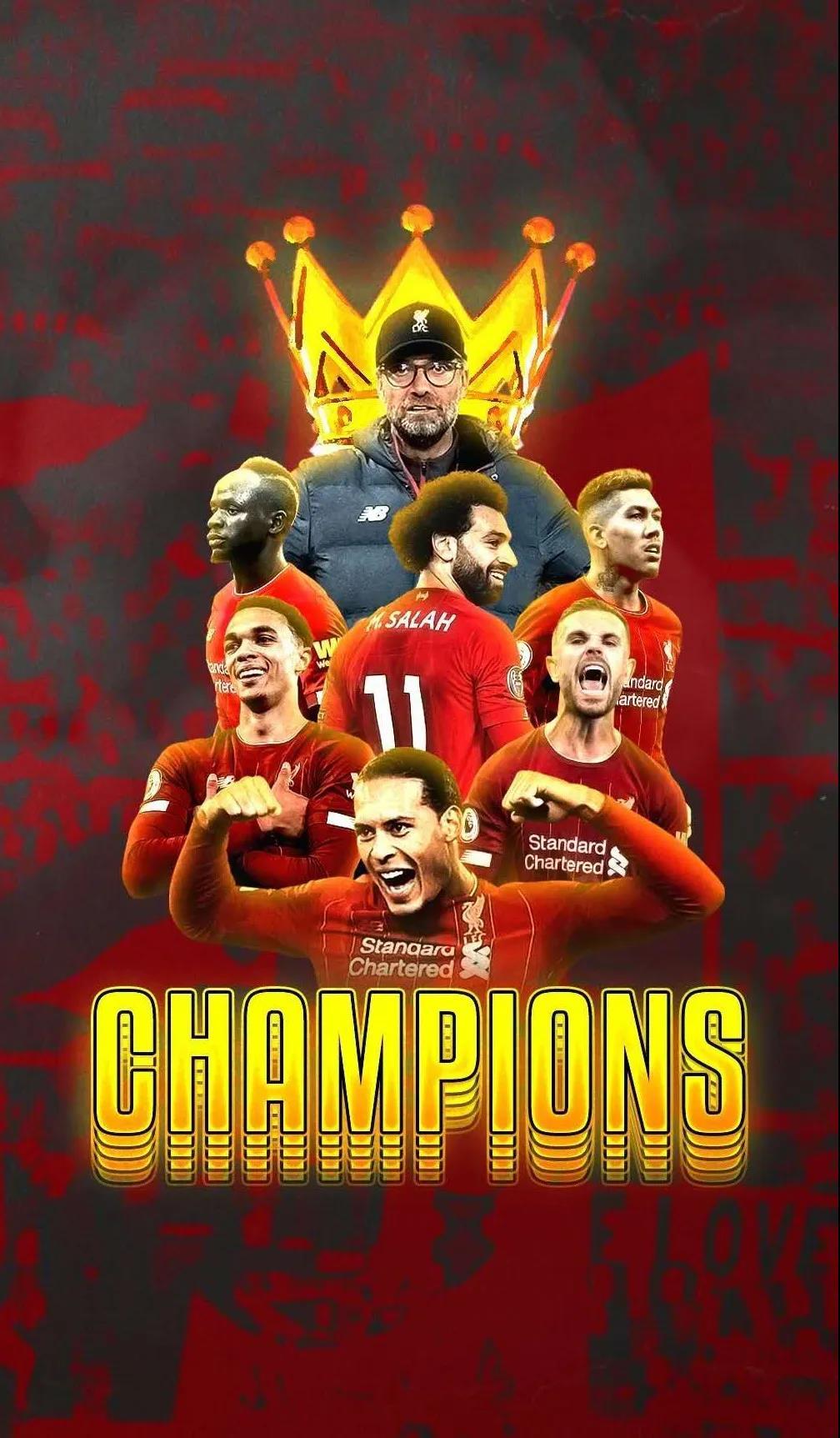Liverpool are the Premier League champions - IPTV League ...